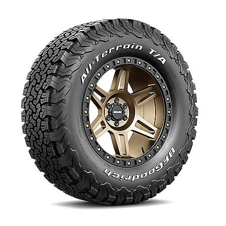 BFGoodrich All-Terrain T/A KO2 - LT245/75R16/E 120S Tire