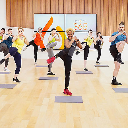 Daily Burn - At Home Workout Subscription