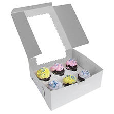 Cupcake Insert for Cake Box (10' X 10' X 4', 24pk.)
