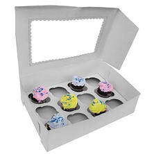 "Cupcake Insert for Cake Box (14"" x 10"" x 4"",  24 pk.)"