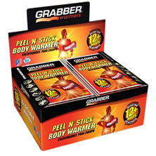 Grabber Peel n' Stick Body Warmers