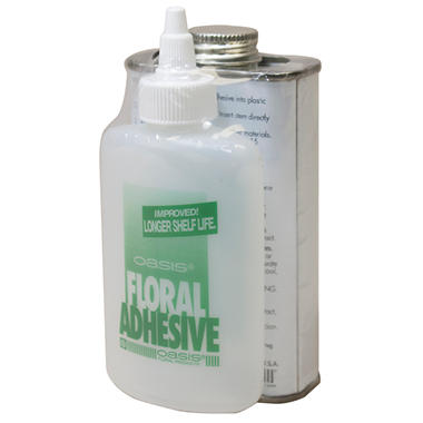OASIS Floral Adhesive with Plastic Bottle