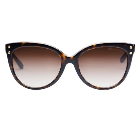 Michael Kors Jan Sunglasses, Dark Tortoise