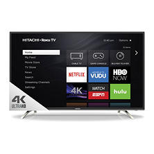 "Hitachi 55"" Class 4k UHD TV with Roku - 55R7"