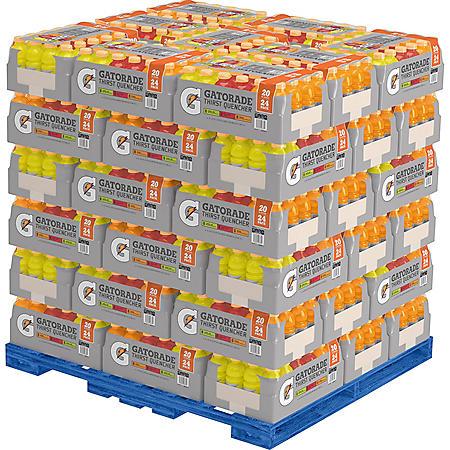 Gatorade Variety Pack Pallet (54 cases)