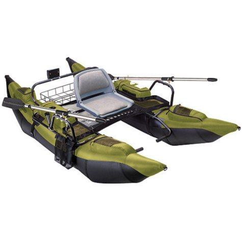 Colorado Pontoon Boat  - Sage
