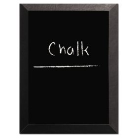 MasterVision - Kamashi Chalk Board, 48 x 36 -  Black Frame