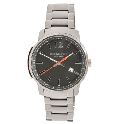 Men's Bleecker Stainless Steel Watch by COACH