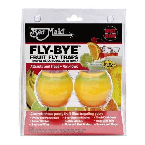 Fly-Bye Fruit Fly Trap (2 pk.)