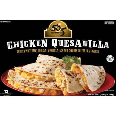 505 Southwestern Chicken Quesadillas (3 lb., 12 ct.)
