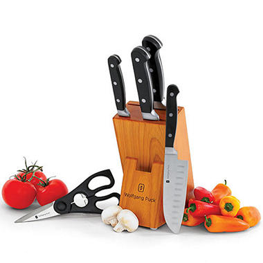 Wolfgang Puck Cutlery Set 6 Pc Sam S Club