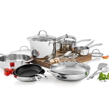 WP 18PC SS COOKWARE