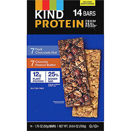 KIND Protein Bar Variety Pack (14 pk.)