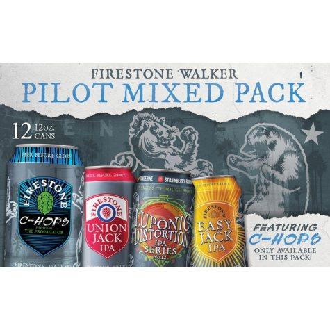 Firestone Walker 805 Beer (12 fl. oz. can, 12 pk.)