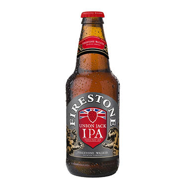 FIRESTONE UNION JACK 6 / 12 OZ BOTTLES
