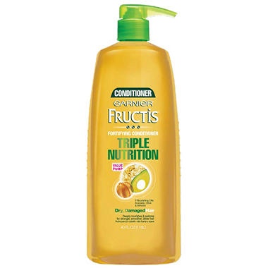 Garnier Fructis Triple Nutrition Conditioner (40 fl. oz.)