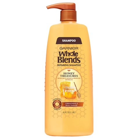 Garnier Whole Blends Honey Treasures Repairing Shampoo (40 fl. oz.)