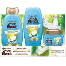 Garnier Whole Blends Hydrating Value Pack