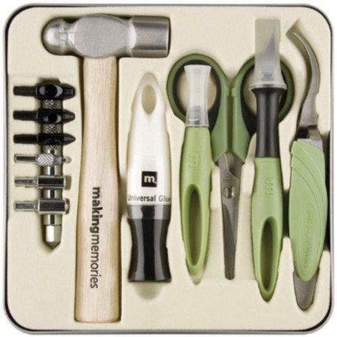 Making Memories Tool Kit II - 18 pc
