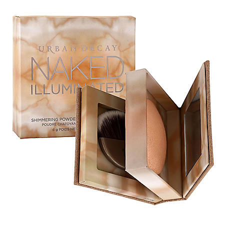 Urban Decay Naked Illuminated Shimmering Powder for Face and Body (Aura)