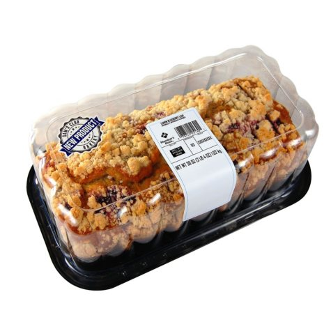 Member's Mark Lemon Blueberry Loaf Cake (36 oz.)