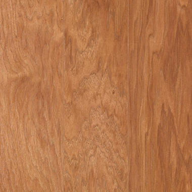 Sample - Inspired Elegance by Mohawk Amaretto Hickory Laminate Flooring