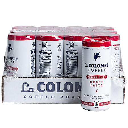 La Colombe Draft Latte Triple (9oz / 12pk)