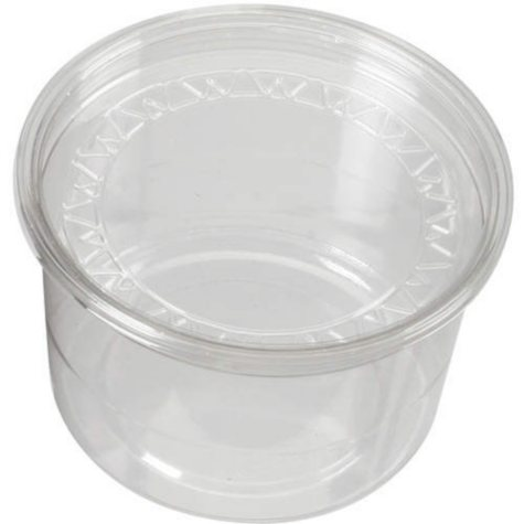 Bakers & Chefs™ Deli Container - 16 oz. - 130 ct.
