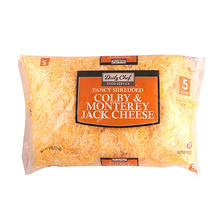 Daily Chef Colby Jack Shredded Blend - 5 lbs.