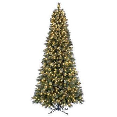Cashmere Slim Fir Christmas Tree - 7.5 ft. - Sam's Club