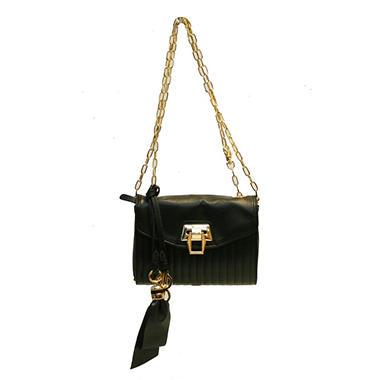 Bill Blass Walker Crossbody Bag Black