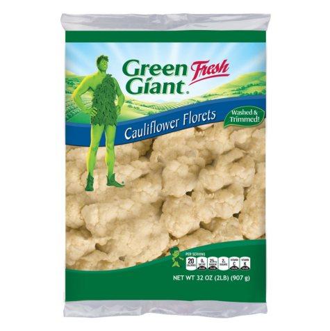 Cauliflower Florets (2 lbs.)