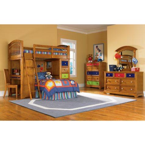 Build-A-Bear Bearrific Loft Bedroom Set