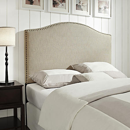 Holden Arched Headboard - Full/Queen
