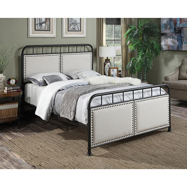 Hendrix Upholstered Bed, Queen