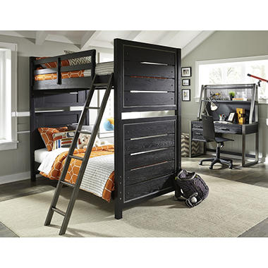 Brooks Twin-Over-Twin Bunk Bed