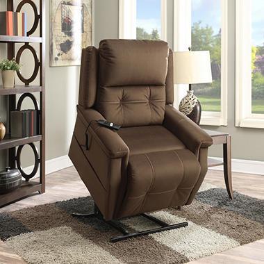 hower dual motor oversized capacity lift chair