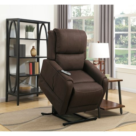 Clemens Heat and Massage Lift Chair
