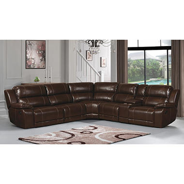 Clayton Reclining Sectional