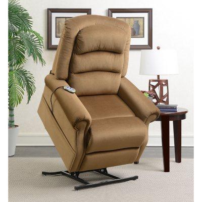 Hamlin Power Lift Chair with Heat & Massage (Choose a Color)