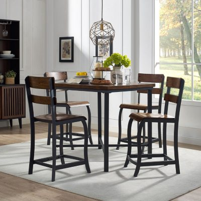 Exceptionnel Maddox 5 Piece Counter Height Dining Set