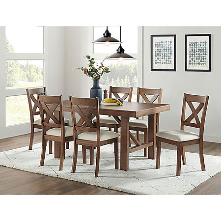Brookhaven 7-Piece Dining Set