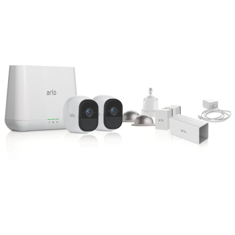 Arlo Pro Wire-Free HD Camera Security System (2-Camera Kit)