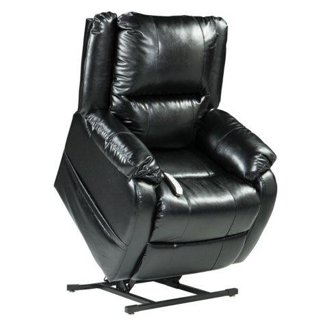 Mr. Kleen Heat and Massage Power Recline/Lift Chair (Choose a Color)