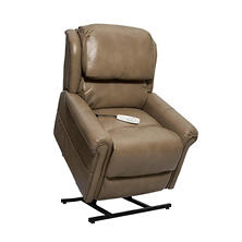 Grey 3-Position Power Recline & Lift (Choose A Color)