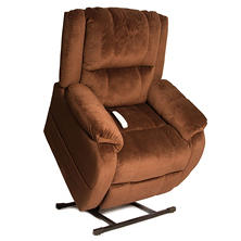 Aerosmith 3-Position Power Recline & Lift Chair (Choose A Color)