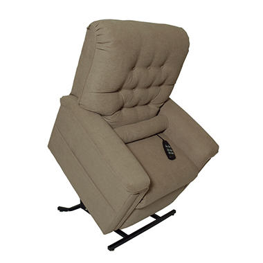 Mona Infinite Position Power Recline & Lift Chair (Choose A Color)