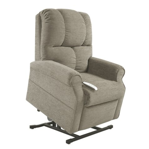 Figaro 3-Position Power Recline & Lift Chair with Zoned Heat Technology