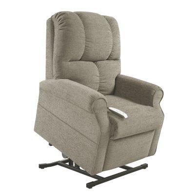 Figaro 3 Position Power Recline U0026 Lift Chair W/ Zoned Heat Technology  (Choose
