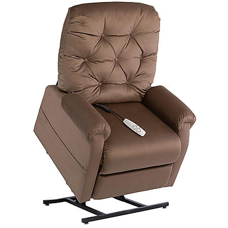 Classica 3-Position Power Recline & Lift Chair with Heat & Massage (Choose Your Color)